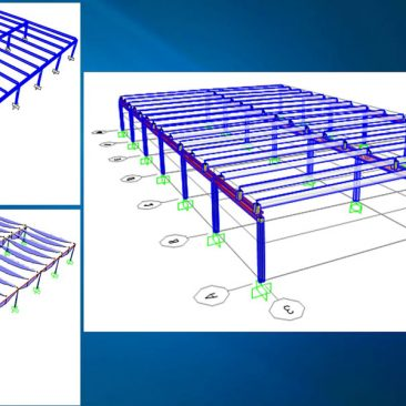 PARAMETRIC ANALYSIS AND SISMIC ISOLATION OF EXISTING INDUSTRIAL STRUCTURES